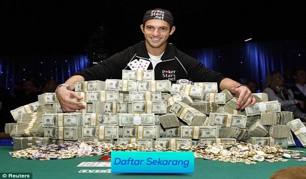 Situs Poker Terpercaya Dengan Keuntungan Besar